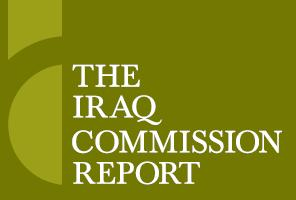 The Iraq Commission Report