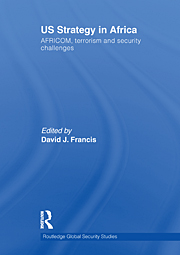 Geopolitics beyond Washington? Africa's alternative security and development partnerships'