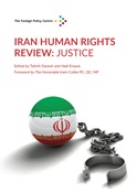 Iran Human Rights Review: Justice