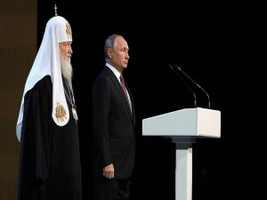 Russia's 'traditional values' leadership