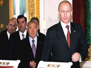 Russia's influence in shrinking civic space in Central Asia