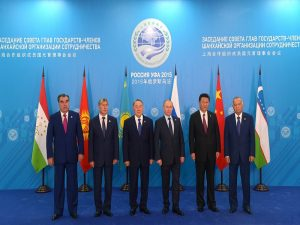 The legal framework of the Shanghai Cooperation Organization: An architecture of authoritarianism