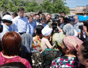 The situation of the Uzbek refugees: New threats and methods of pressure