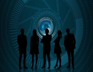Big brother and his middlemen are always watching you