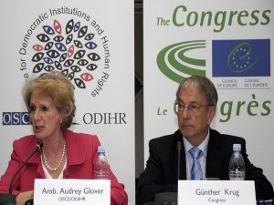 Institutionally Blind: The next steps in reforming the Council of Europe and the OSCE