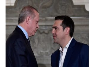 The recent crisis between Greece and Turkey: Two NATO allies on the brink of war, again
