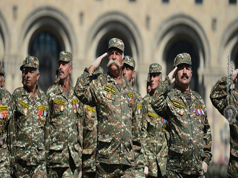 The 'Nation-Army' concept: The story of failed national-militaristic propaganda in Armenia