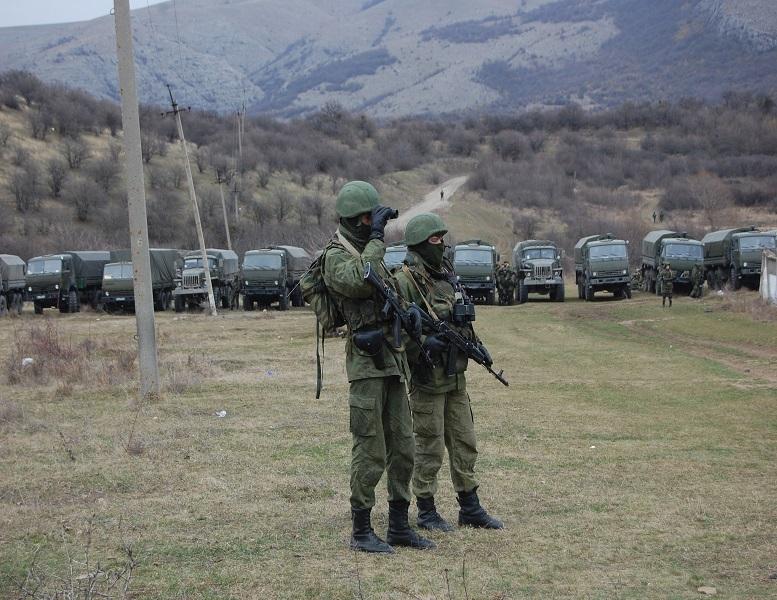 On Crimea