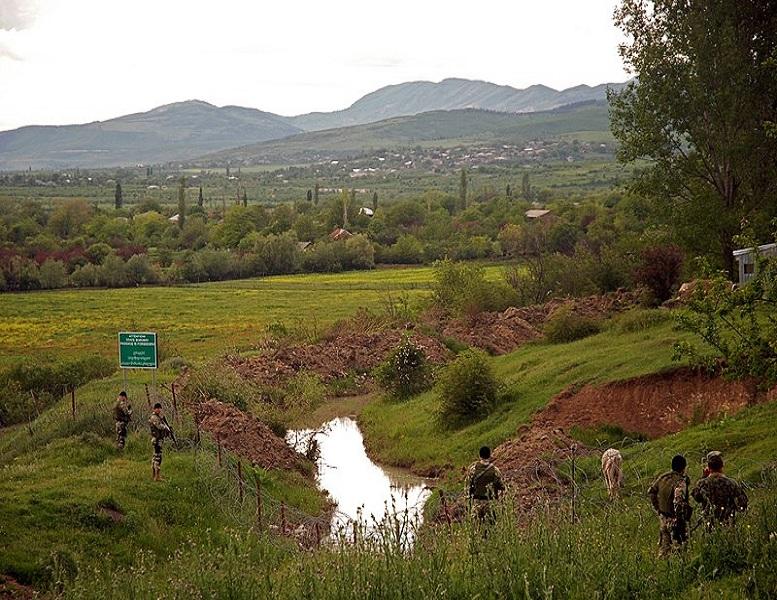 Georgia's responses to 'borderisation'
