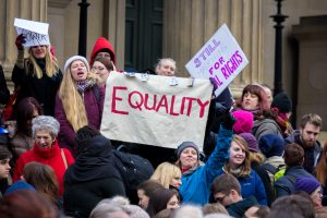 A feminist foreign policy: What would it mean for the UK?
