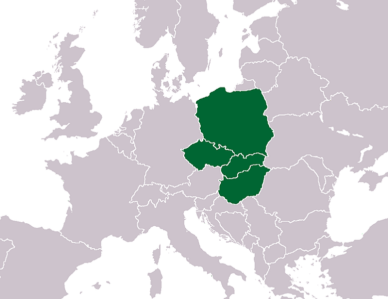 Central Europe, a brief analysis of the Visegrad Group's function within the EU political framework