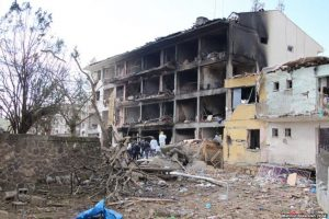 FPC Briefing: The Deconstruction of Diyarbakır's old centre