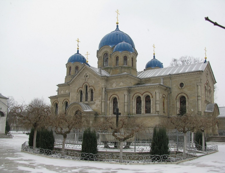Religion and Forced Displacement in the Republic of Moldova