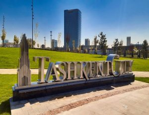 The perils of rebuilding Uzbekistan: The rise of glass and glitter