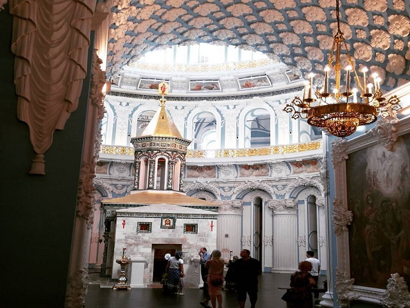 Religion and Forced Displacement in Russia