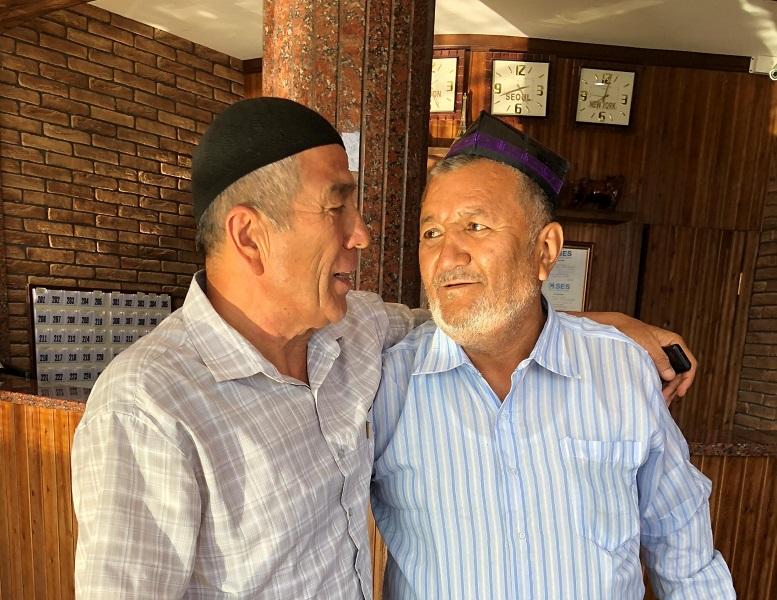 Реабилитация здесь и сейчас: Обеспечение правосудия переходного периода в Узбекистане