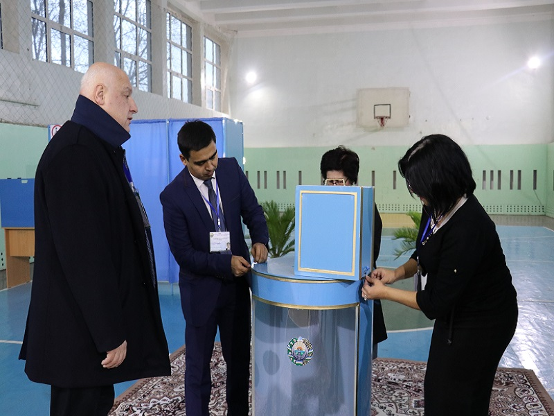Uzbekistan's slow path to democratisation