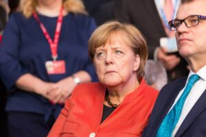 Looking ahead to the CDU conference: The changing face of Germany's centre right