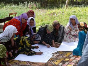 Low women's political participation in Tajikistan: Will the anti-discrimination law be a solution?